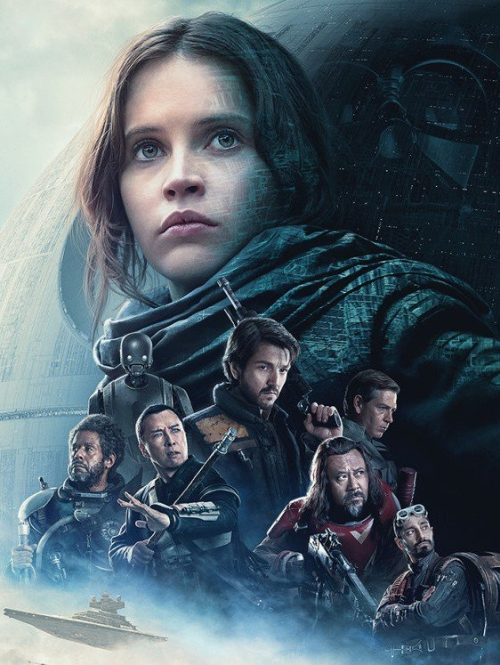 The final trailer for 'Rogue One' is coming out tomorrow