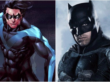 Will Nightwing Ever Take Over for Batman in the DCEU?