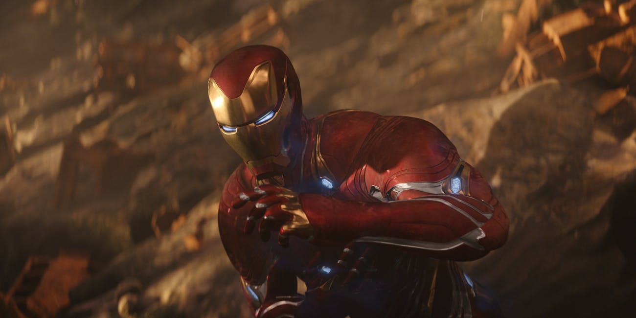 Avengers 4 Infinity War Proton Cannon