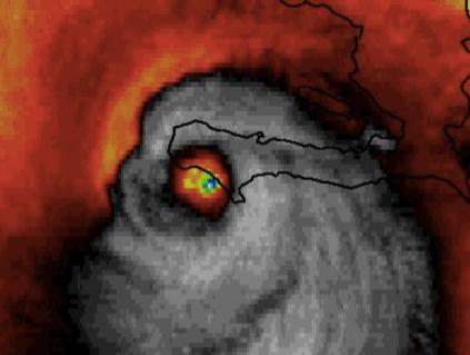 What Makes the Demon Eye of Hurricane Matthew So Terrifying?