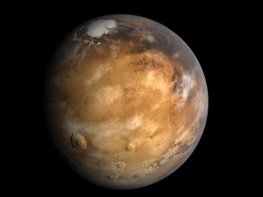 NASA Bill Stresses Mars Missions, Leaves Earth Science Intact