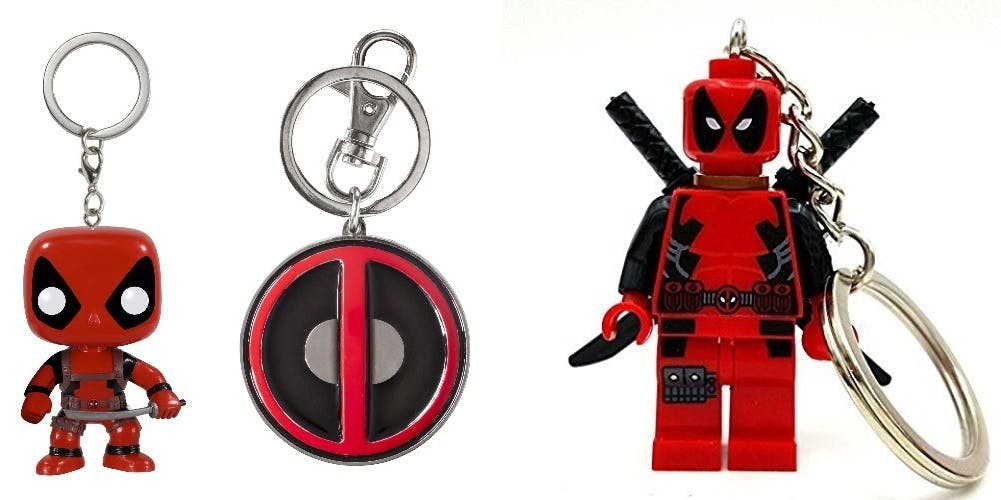 Deadpool targeted teenagers and t-shirts more than action figures.
