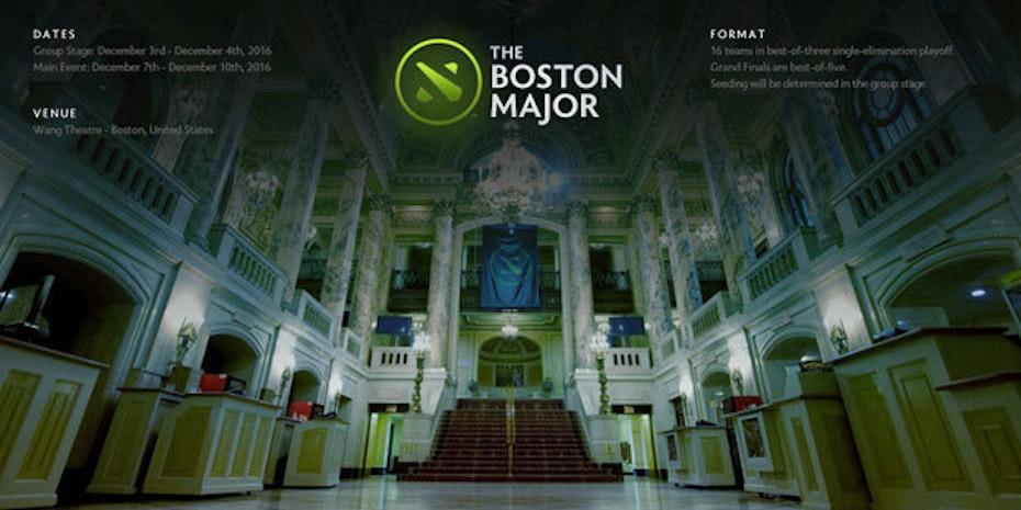 Boston Major
