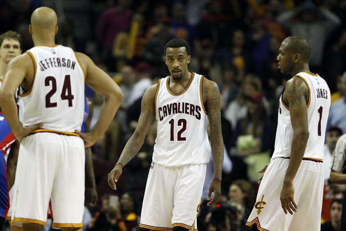 Kyrie Irving said he lucid dreamed about Jordan McRae, his friend and former teammate.