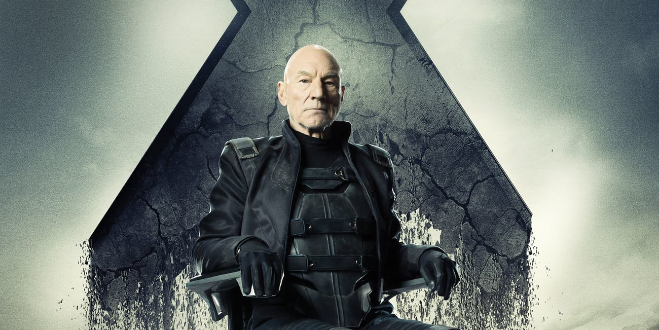 X-Men Days of Future Past Legion Professor X
