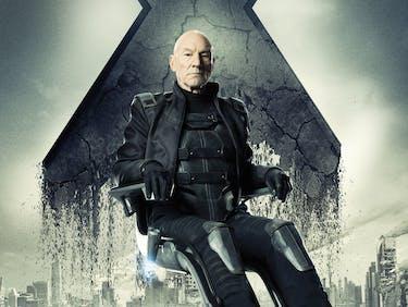 X-Men Days of Future Past Legion Professor X