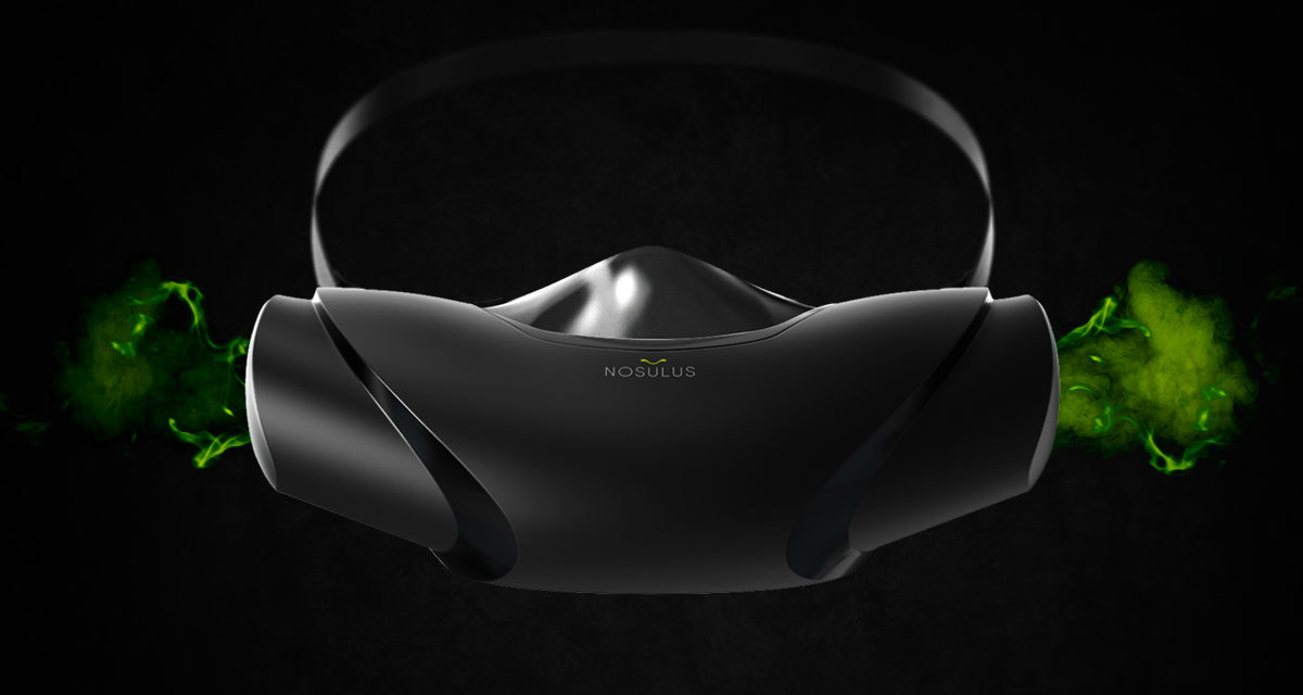 Fart Technology Is Here - Meet Nosulus Rift