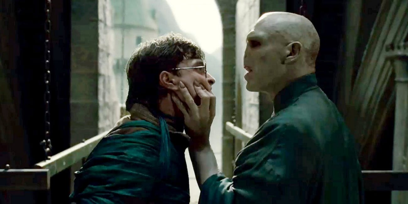"""Enjoying the """"Harry Potter"""" series means less votes for Trump."""