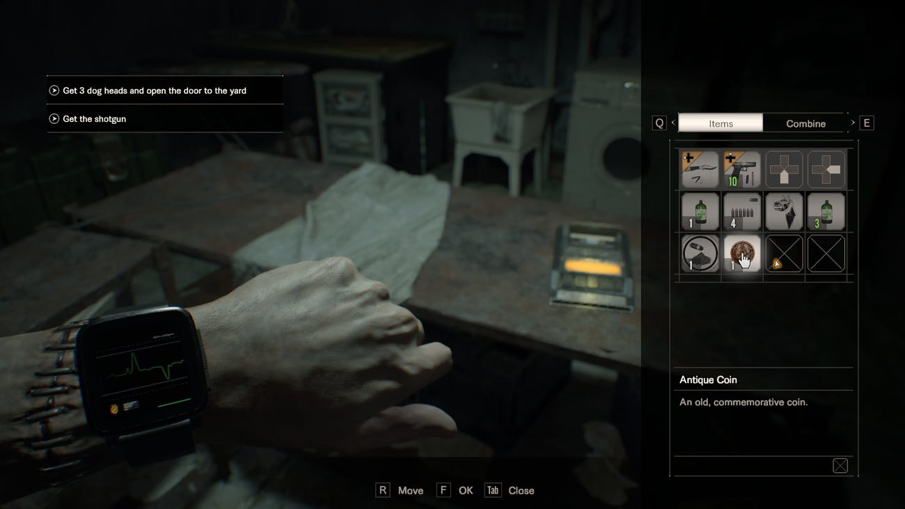 How to Best Avoid Enemies in 'Resident Evil 7'   Inverse