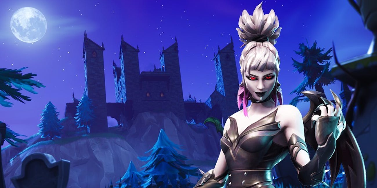'Fortnite' Week 5 Secret Battlestar Loading Screen