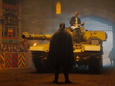 New 'Doctor Who' Teaser Shows How the TARDIS Defeats Tanks