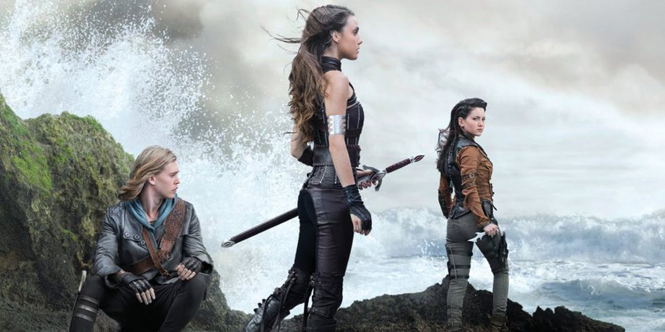1ab8ae2ca The new MTV fantasy series is filled with hot young people in pointy ears.  How did it come to this?