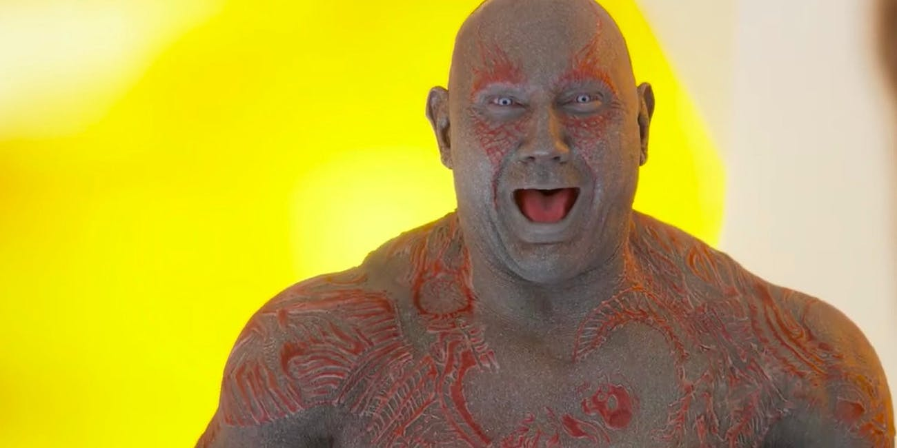 'Guardians of the Galaxy vol. 2' Drax