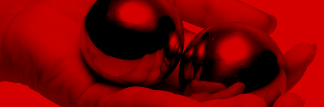 Ben wa balls in '50 Shades Darker' are both a sex toy and a Kegel muscle workout.