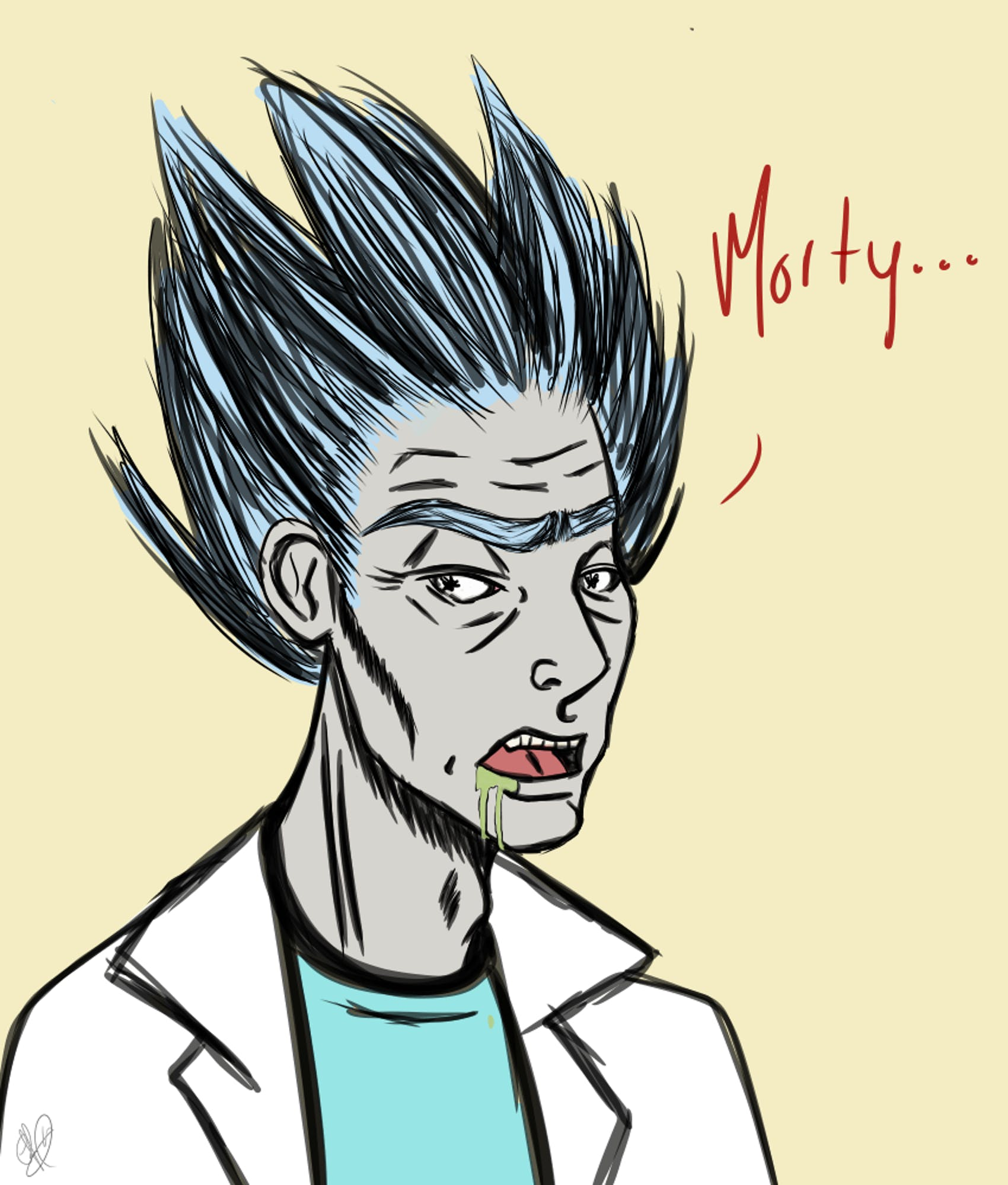Why Do So Many 'Rick and Morty' Fans Want to Bone Rick