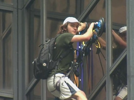 How That Guy Climbed Trump Tower Using Only Suction Cups