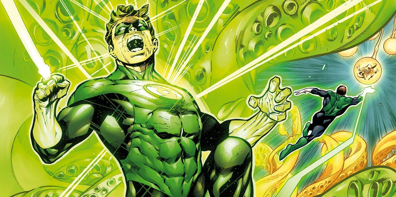 Green Lantern DC