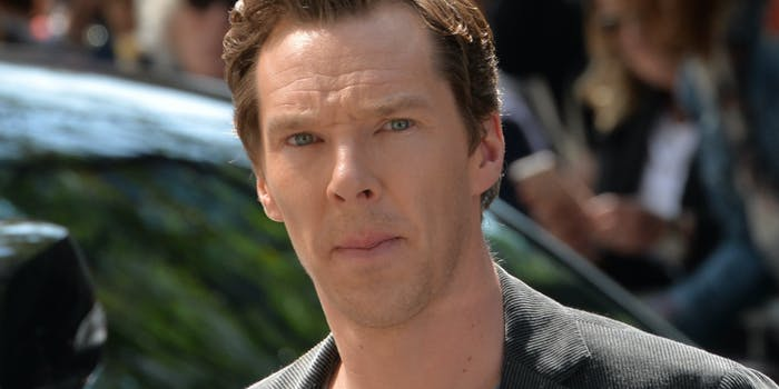 TIFF 2017 Benedict Cumberbatch aka Dr Strange