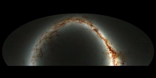 pan starrs 1 observatory night sky