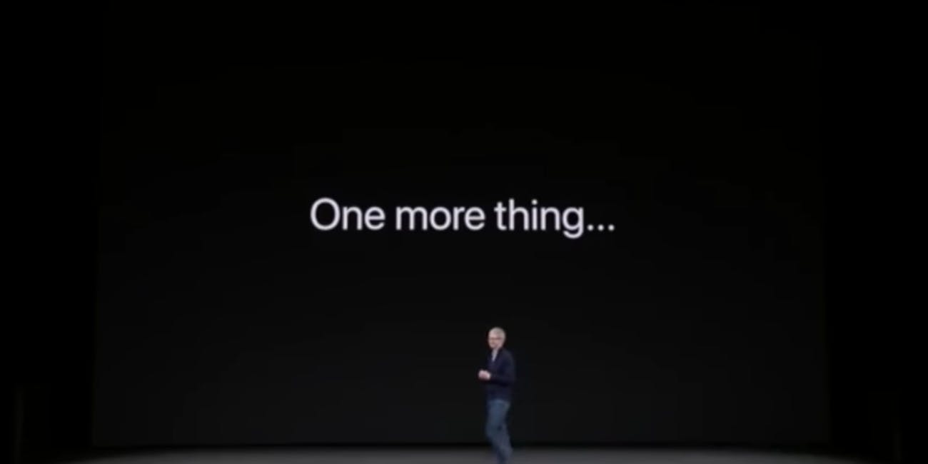 wwdc 2019 one more thing