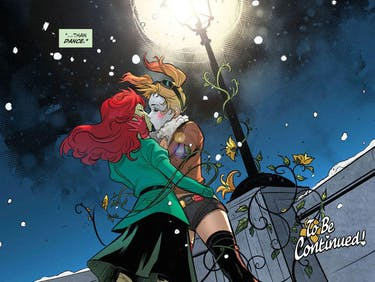 'Gotham City Sirens' Could Introduce Harley and Ivy's Romance