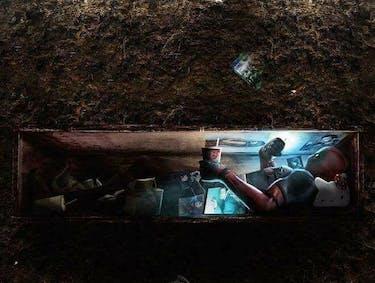 Fan Creates Perfect 'Deadpool 2' Poster Full of Easter Eggs