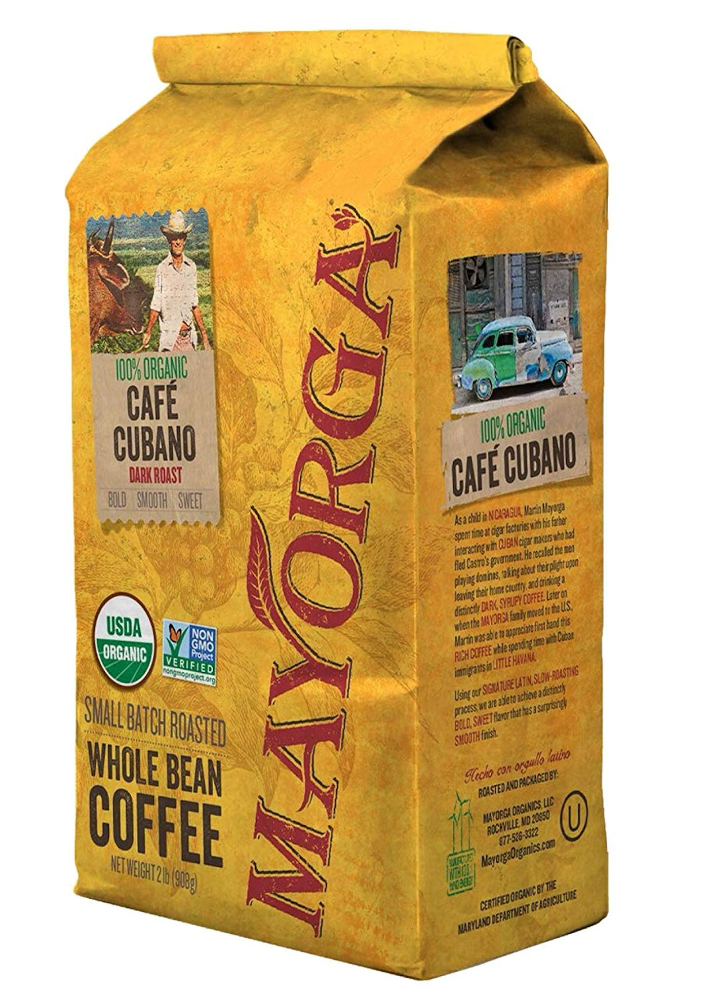 The Highest Rated Organic Coffee on Amazon | Inverse