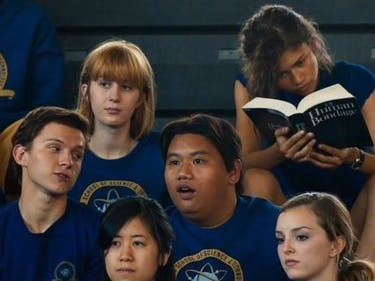 The Book Zendaya Reads in New 'Spider-Man' Trailer Is an Easter Egg