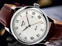 Aprow Mens Quartz Watch