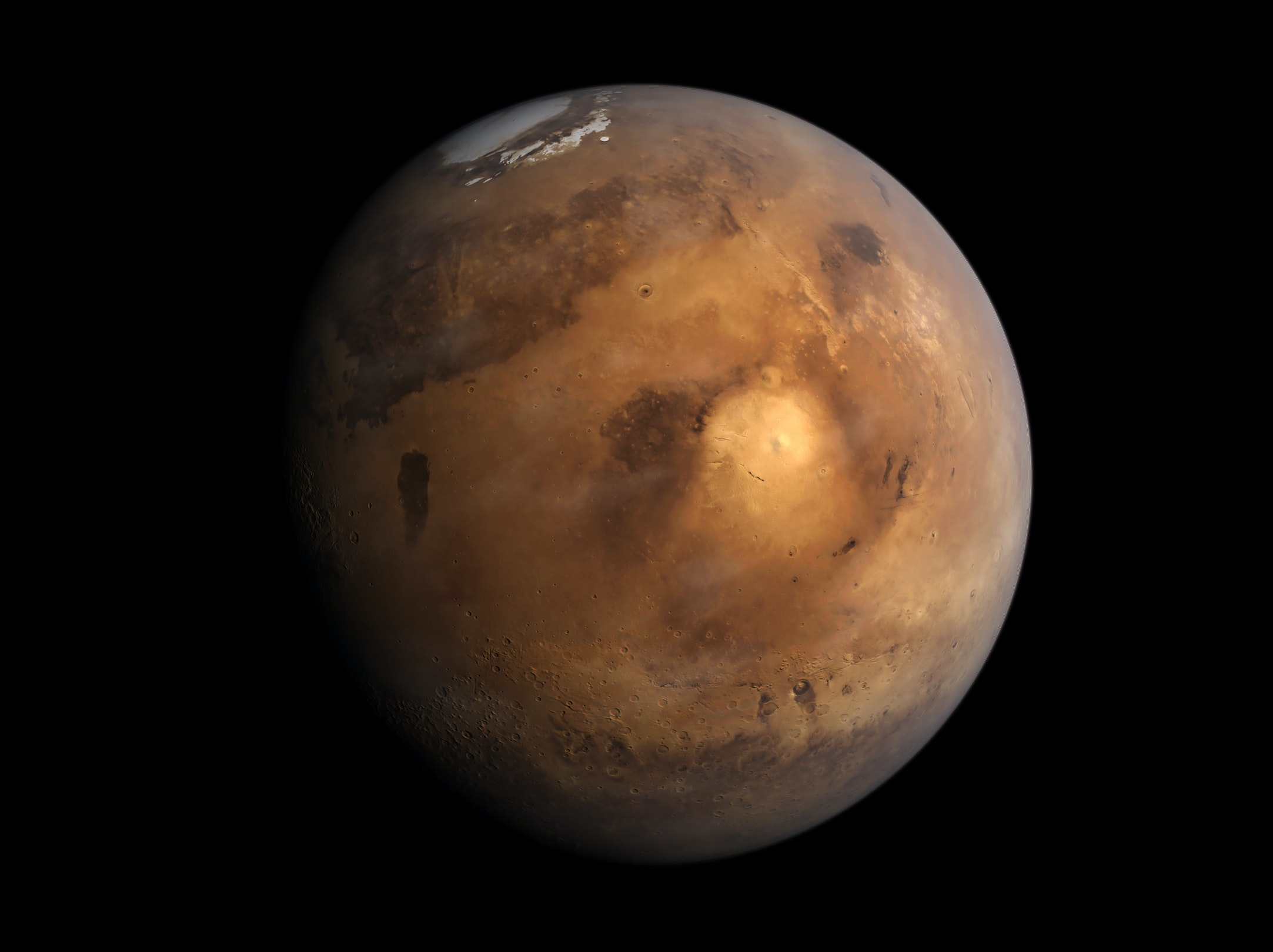 These Organisms Might Already Be Able to Survive on Mars