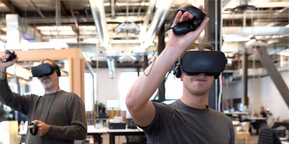 Here's Mark Zuckerberg's Ten-Year Prediction for Virtual Reality