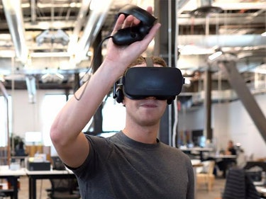Here's Mark Zuckerberg's Ten-Year Prediction for Virtual Reality