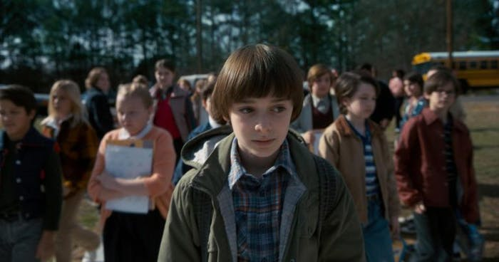 Stranger Things Season 2 Netflix Will Byers