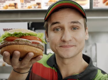 Burger King's New Ad Crosses a Technological Line