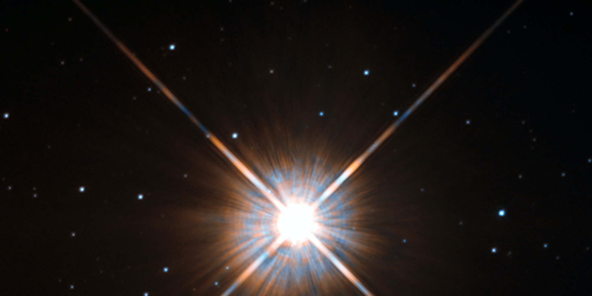 Proxima Centauri, the star closest to our own, which supports a newly discovered Earth-like planet.