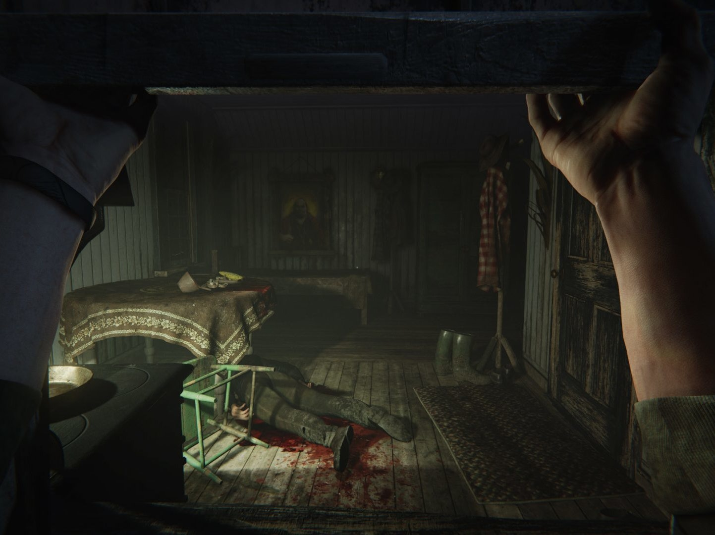 The Scariest Video Game of 2016 Doesn't Come Out Until 2017