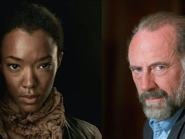 Sasha Knows Gregory Is a Spineless Coward on 'The Walking Dead'