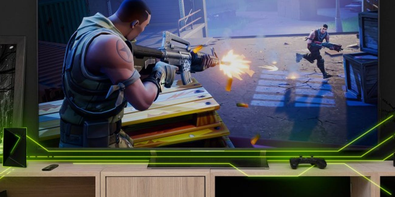 'Fortnite' Nvidia SHIELD TV