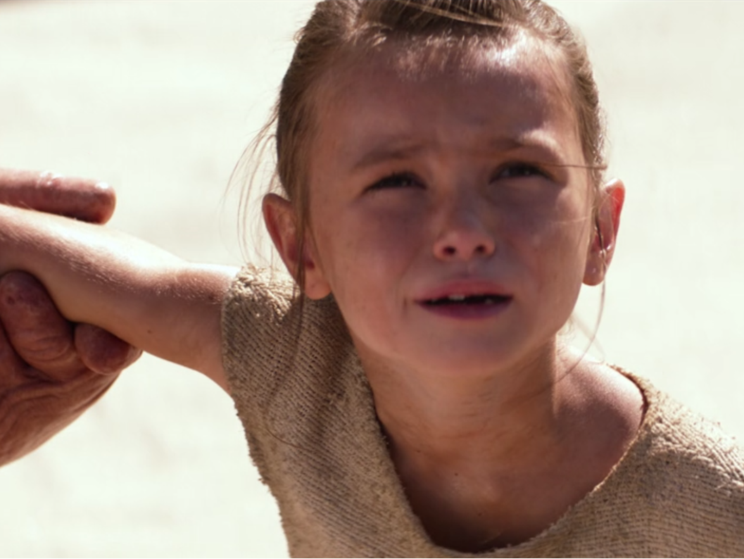 Rey Doesn't Think Jyn Erso's Her Mom in 'Episode VIII'