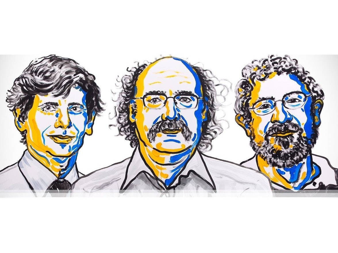 Nobel Prize Winners Reveal Exotic Materials that Could Power A.I.