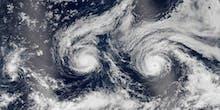 Hawaiian Hurricane Might (Briefly) Reverse Climate Milestone