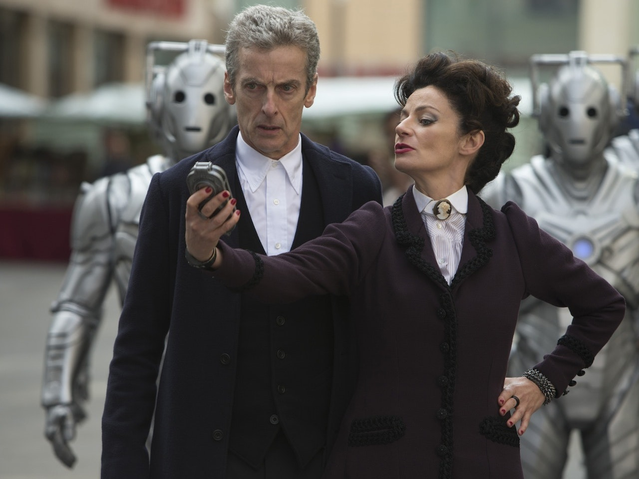 The Doctor and the Master Might Be Siblings on 'Doctor Who'