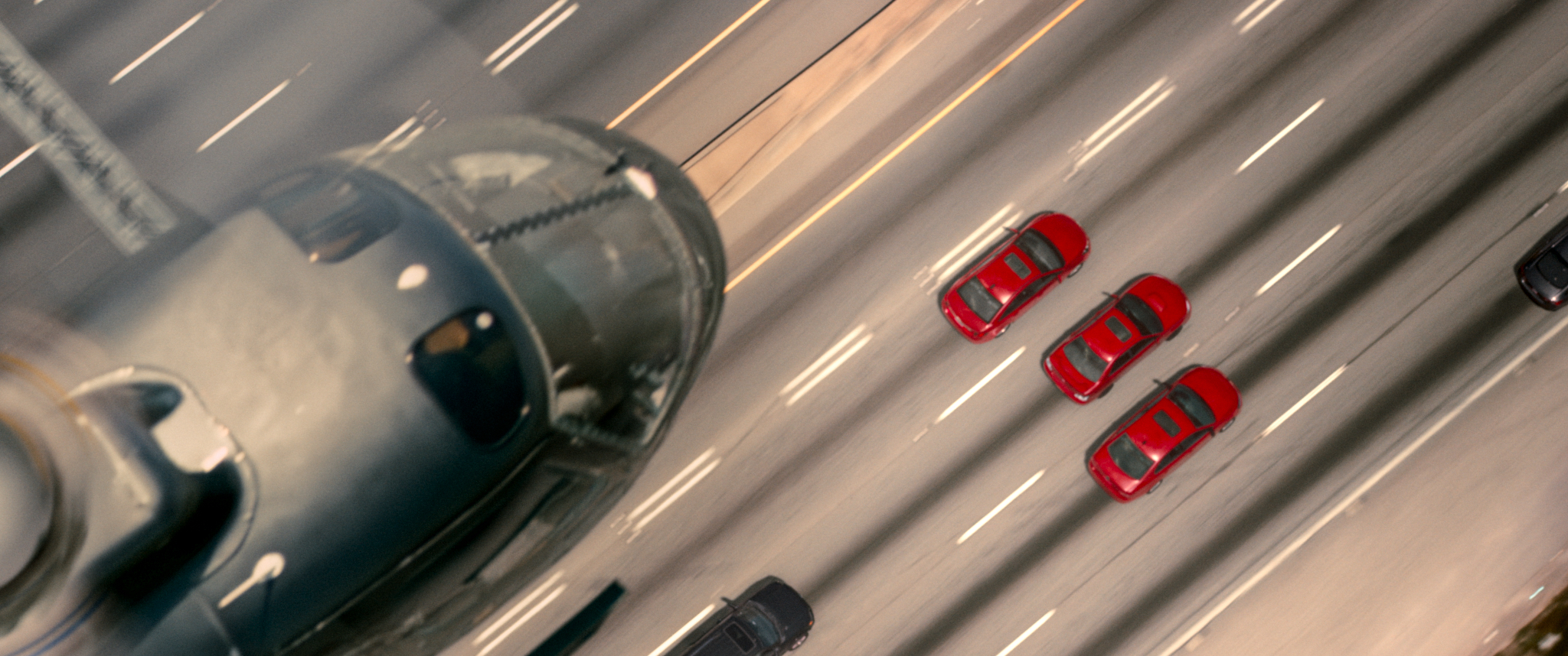 How 'Baby Driver' Did Its Craziest Car Chase Scene in Atlanta | Inverse