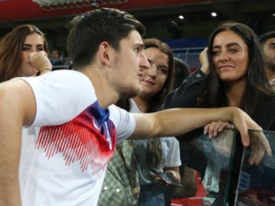 Harry Maguire world cup