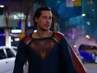 Mr. Mxyzptlk Is Thirsty AF in 'Supergirl' Valentine's Promo
