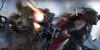 Infinity War Avengers Trailer