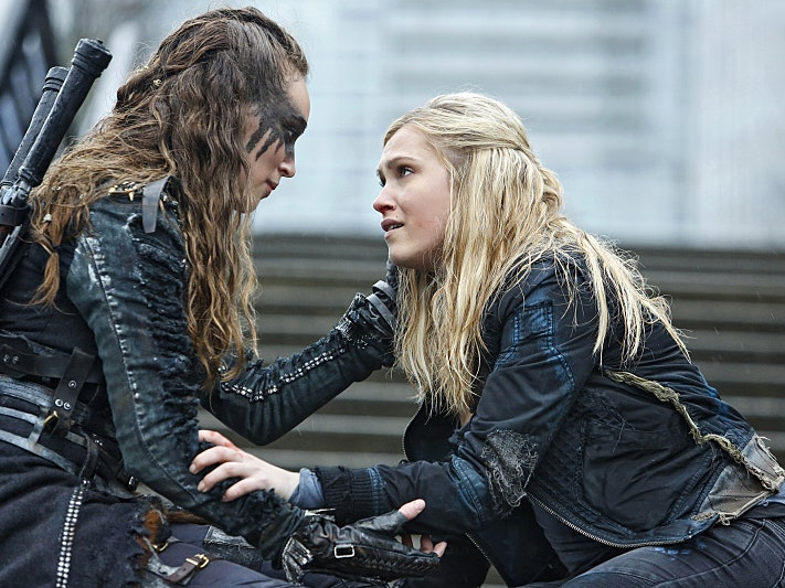 How Commander Lexa Became The Most Important Part of 'The 100' Season 3
