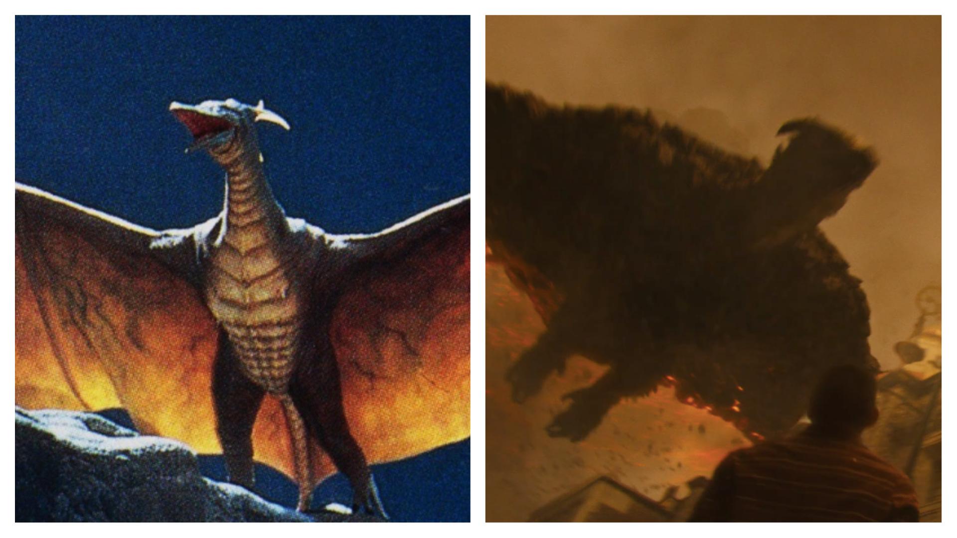 19ae8227166 'Godzilla King of the Monsters' Trailer 2 Shows Rodan, Mothra, King Ghidora  | Inverse