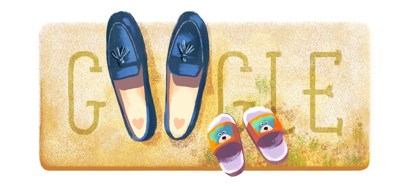 mother's day google doodle 2016