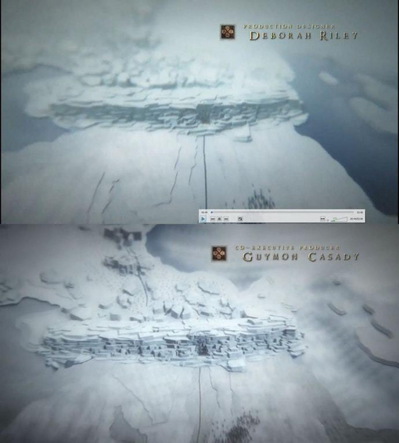 Game of Thrones' Opening Credits Change Could Hint at White ... Game Of Thrones Opening Credits Map on cheers opening credits, map of westeros game of thrones 3d puzzle, dallas tv show opening credits, eyes wide shut opening credits,